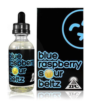 Blue Raspberry Sour Beltz - TFC Elixir E Liquid