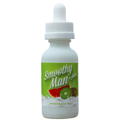 Watermelon Kiwi - Smoothy Man E-Juice
