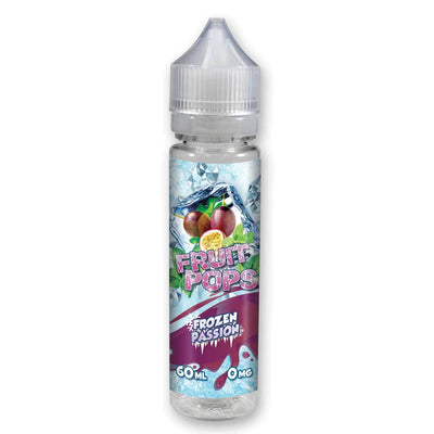 Frozen Passion - Fruit Pops E Liquid