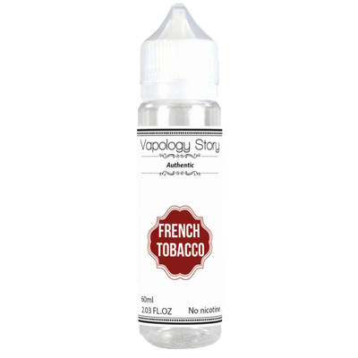 French Tobacco - Vapology Story E Liquid