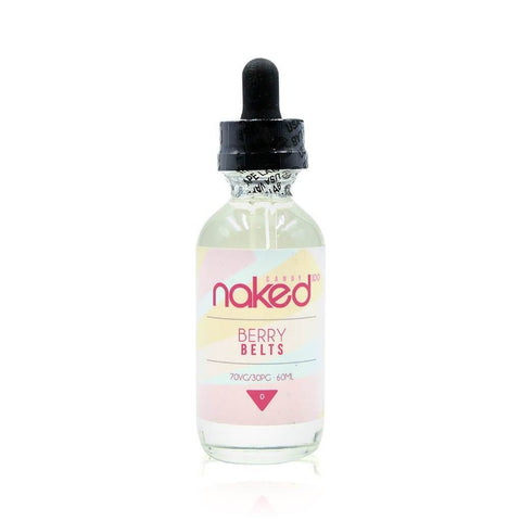 Berry Belts - Naked 100 Candy E Liquid