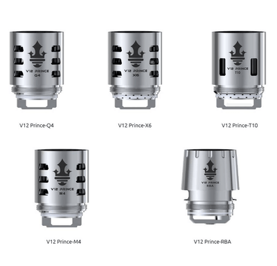 SMOK TFV12 Prince Replacement Coils (3 Pack) - SMOK