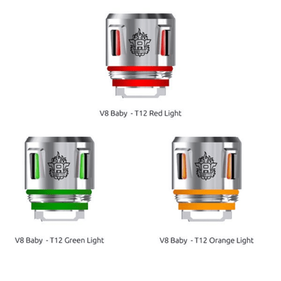 SMOK Baby T12 Light Replacement Coils 5 Pack