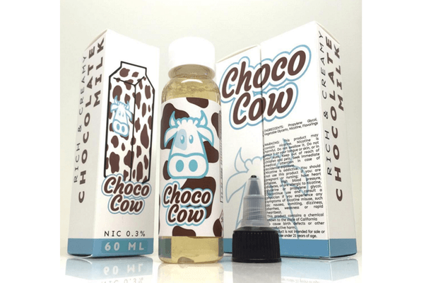 Chocolate Milk - Choco Cow E Liquid
