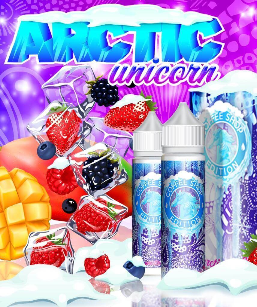 Arctic Unicorn - The Drip Company Coffee Shop Edition E Liquid