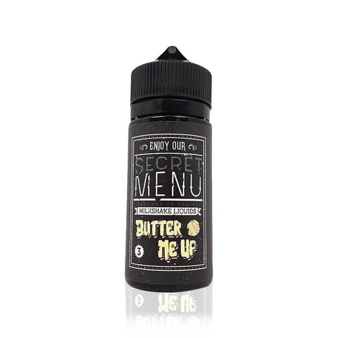 Butter Me Up - Secret Menu by Milkshake E Liquids