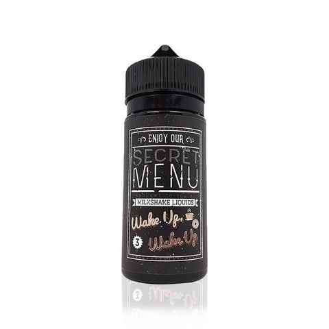 Wake Up Wake Up - Secret Menu by Milkshake E Liquids