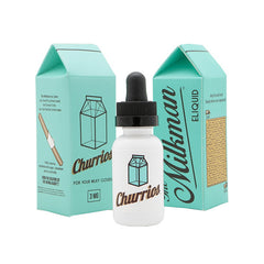 Churrios E Liquid - The Milkman - Breazy