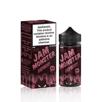 Raspberry - Jam Monster E Liquid