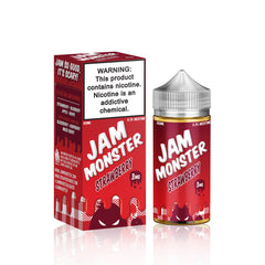 Strawberry - Jam Monster E Liquid