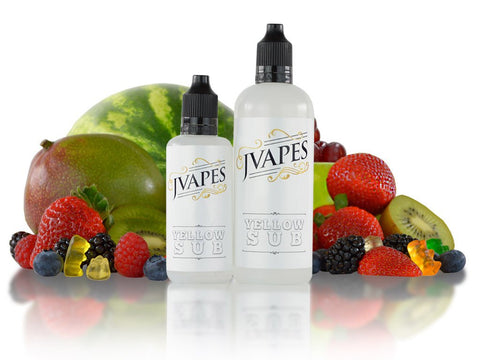 Yellow Sub - Jvapes E Liquid