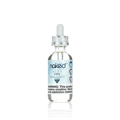 Very Cool E Liquid - Naked 100 Menthol E Liquid