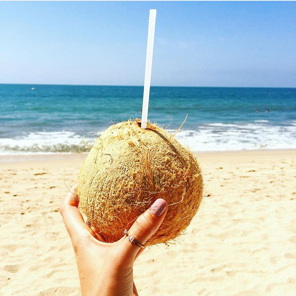 My Favorite Ways To Incorporate Coco Water Into Daily Routine Besides Just Drinking Straight From The Coconut Itself Is Use It As A Base In Your