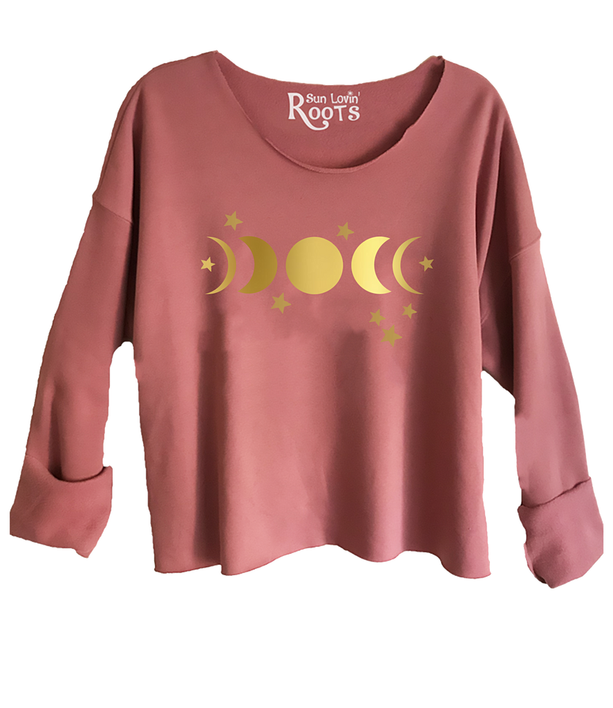 'Moon Phase' The Raglan