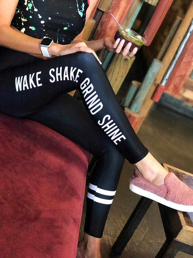 The Frankie Legging: Morning Barre Mantra
