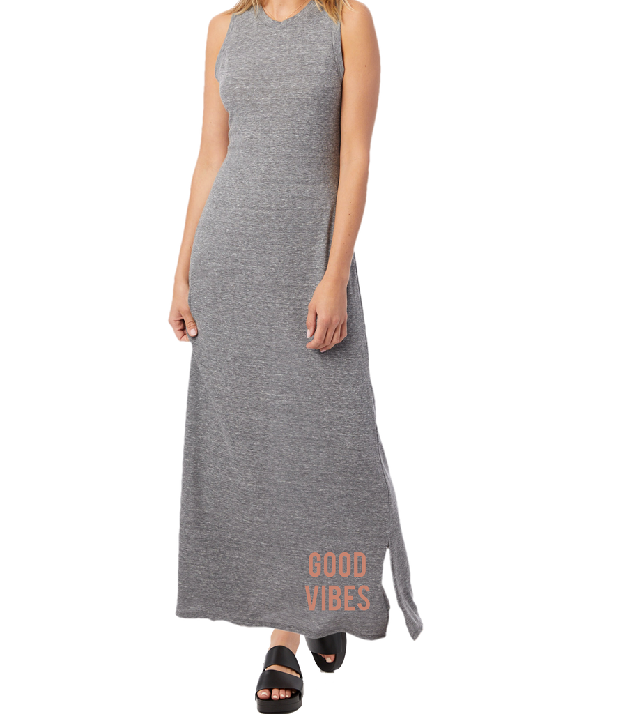 The Mackenzie Maxi Dress: Good Vibes