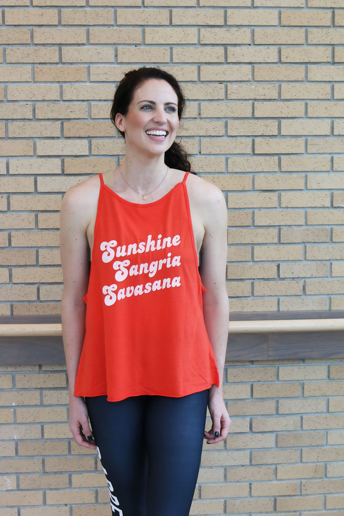 'Savasana' The Selena Tank