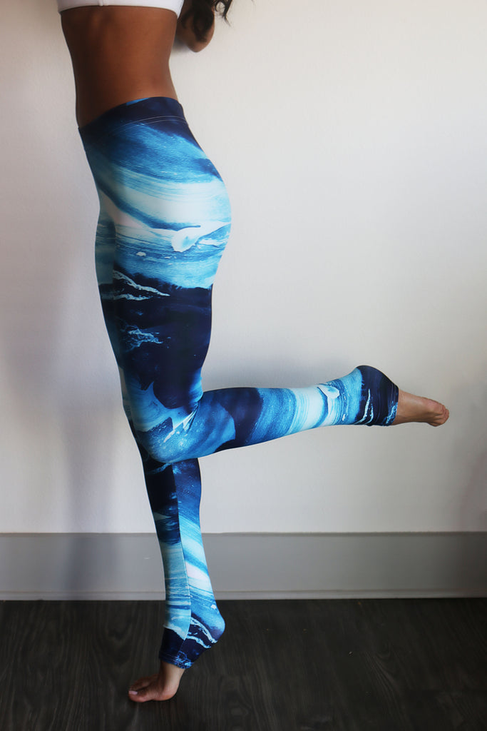 The Frankie 'Ocean' Legging