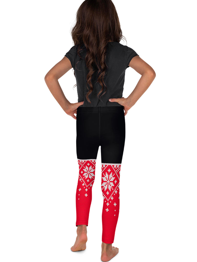The Frankie 'Mini' Leggings: Sweater Legs