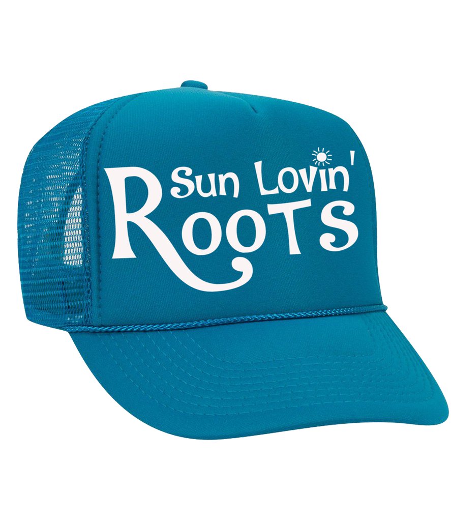 The Dolly Trucker Hat: Sun Lovin' Roots