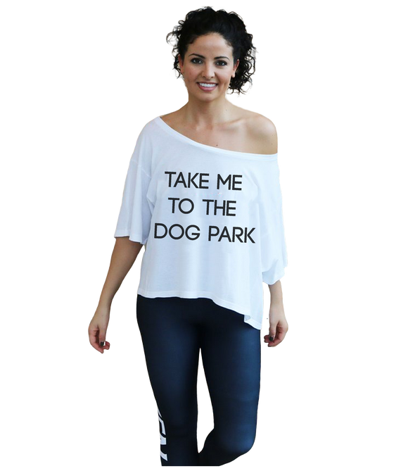 'The Dog Park' Bexley Tee