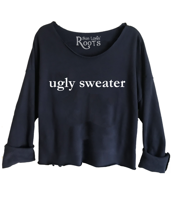 'Ugly Sweater' The Raglan