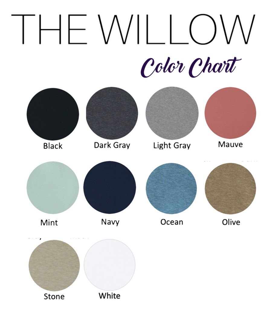 The Willow: Barre Potion
