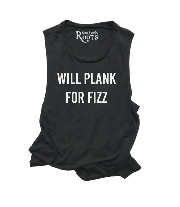 'Will Plank For Fizz' The Mikey