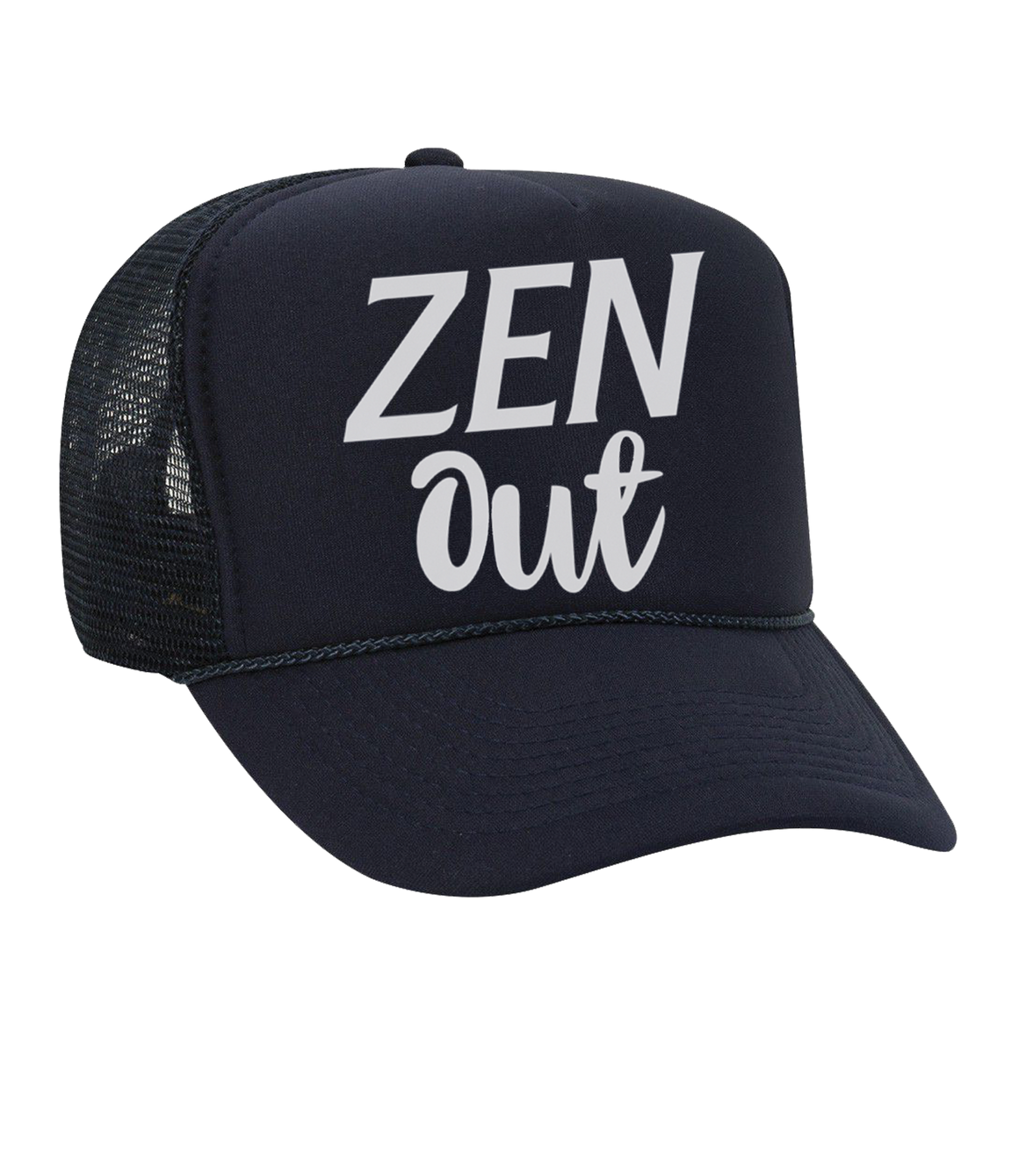 The Dolly Trucker Hat: Zen Out