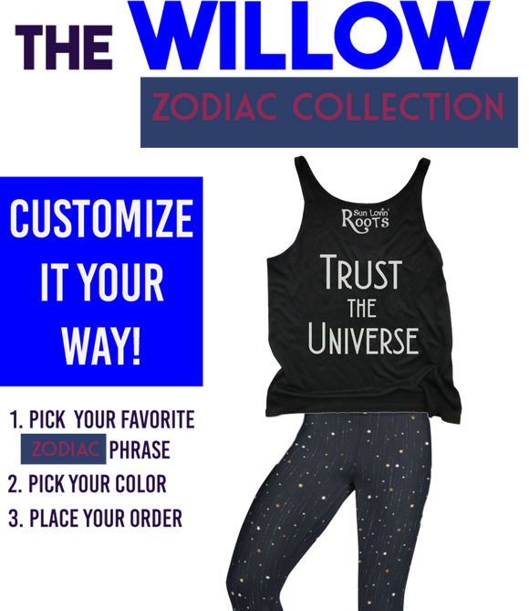 Zodiac Collection 'CUSTOMIZE': The Willow
