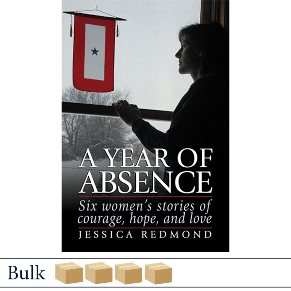 Bulk 112 A Year of Absence by Jessica Redmond