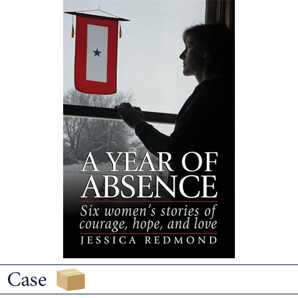 Case 28 A Year of Absence by Jessica Redmond