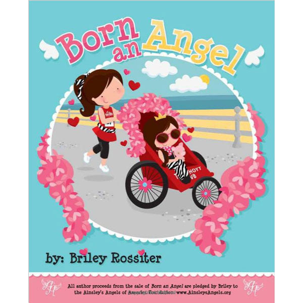 Born an Angel by Briley Rossiter