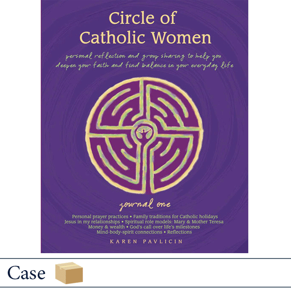 Case of 50 Circle of Catholic Women Journal One by Karen Pavlicin