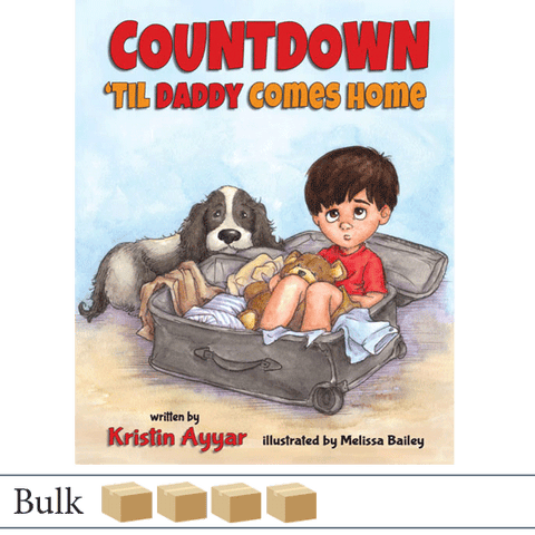 Bulk 96 Countdown til Daddy Comes Home by Kristin Ayyar