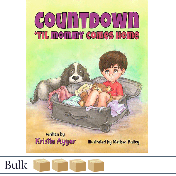 Bulk 96 Countdown til Mommy Comes Home by Kristin Ayyar