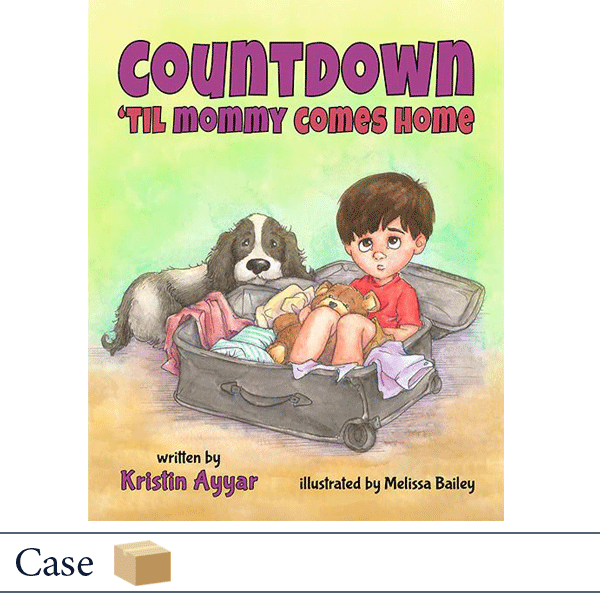 Case 24 Countdown til Mommy Comes Home by Kristin Ayyar