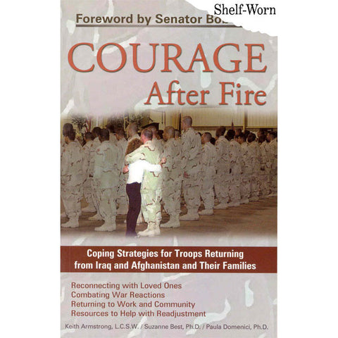 Courage After Fire SHELF-WORN