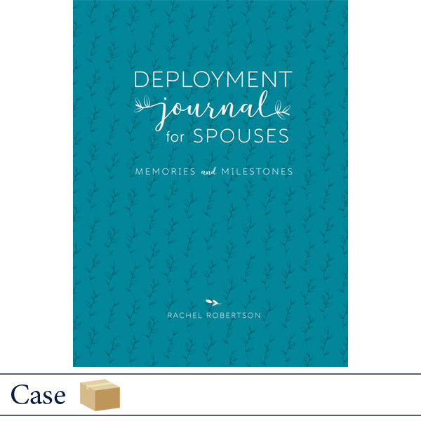 Case 30 Deployment Journal for Spouses by Rachel Robertson