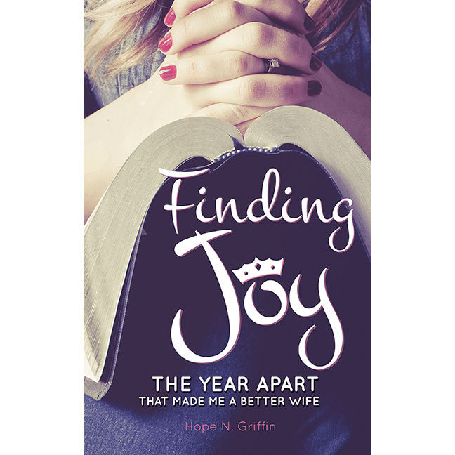 Finding Joy by Hope N Griffin