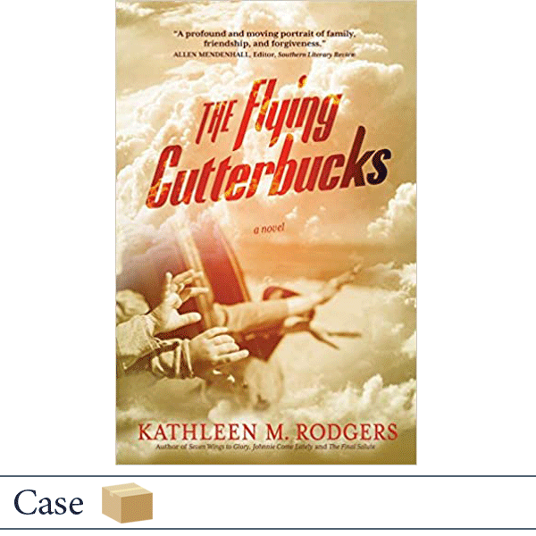 The Flying Cutterbucks by Kathleen Rodgers CASE