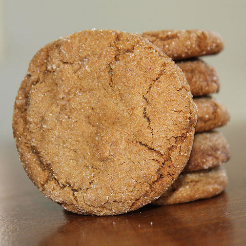 Gingersnapper Cookies