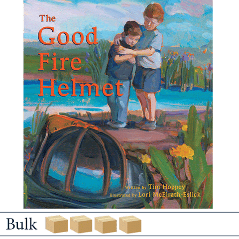 Case of 50 The Good Fire Helmet by Tim Hoppey, illustrated by Lori McElrath-Eslick