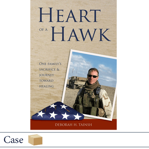 Case 32 Heart of a Hawk by Deborah Tainsh