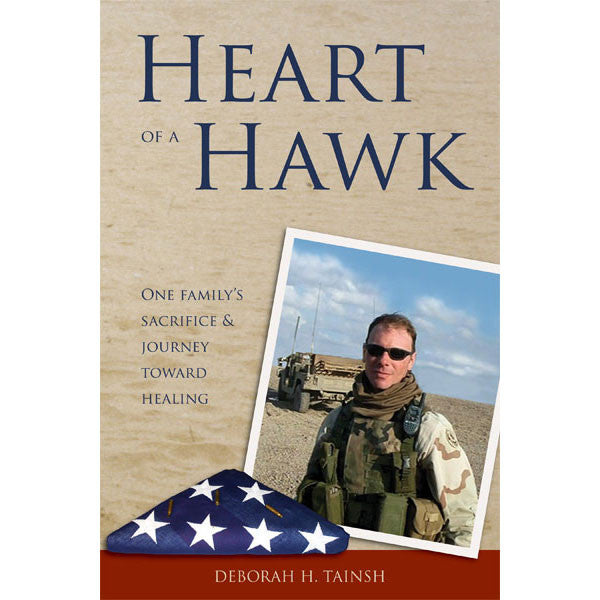 Heart of a Hawk by Deborah Tainsh