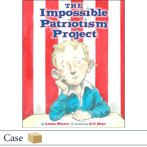 Case 136 The Impossible Patriotism Project by Linda Skeers