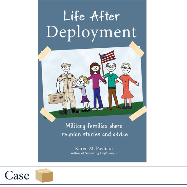 Case of 32 Life After Deployment by Karen Pavlicin