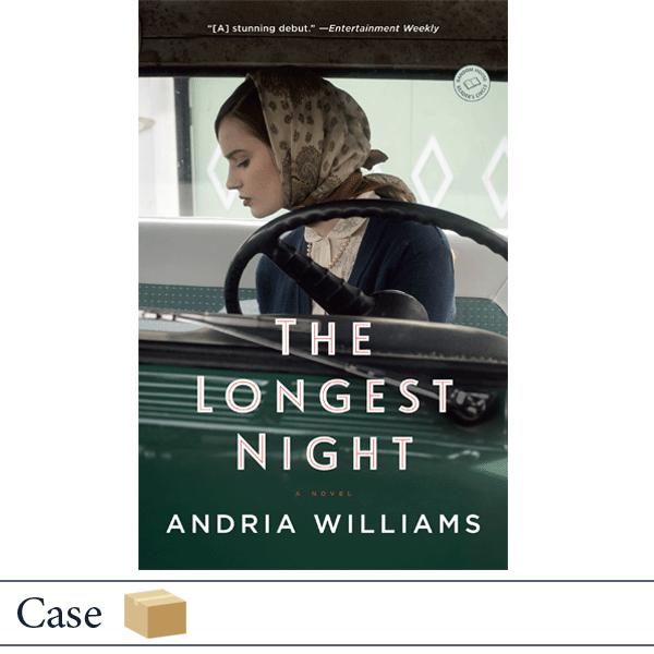 The Longest Night by Andria Williams CASE