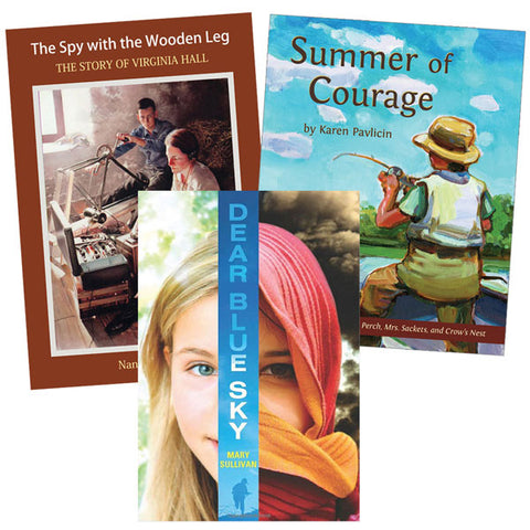 Middle Grade Readers Gift Pack