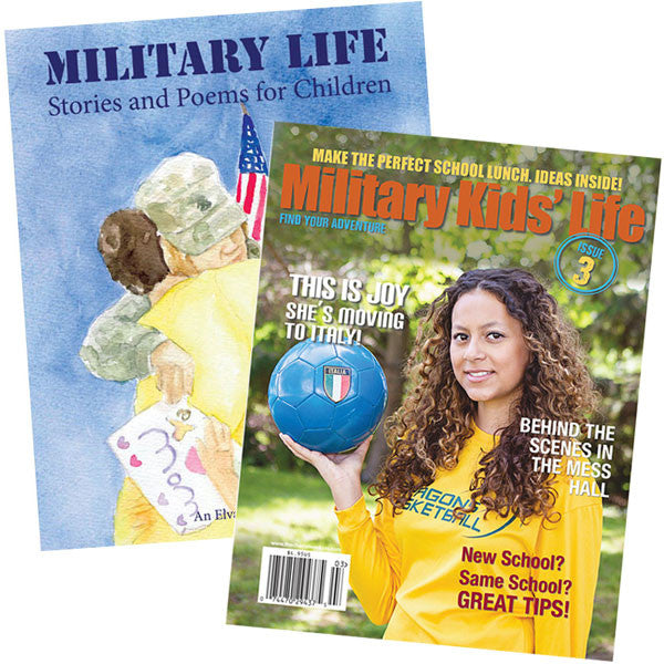 Military Kids' Life Gift Pack